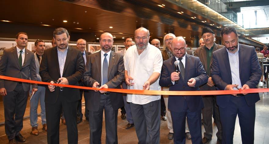 Harameyn fotoğraf sergisi açıldı