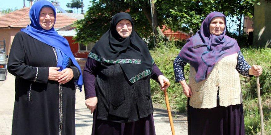 3 kız kardeş, yıllar sonra okuma ve yazma öğrendi