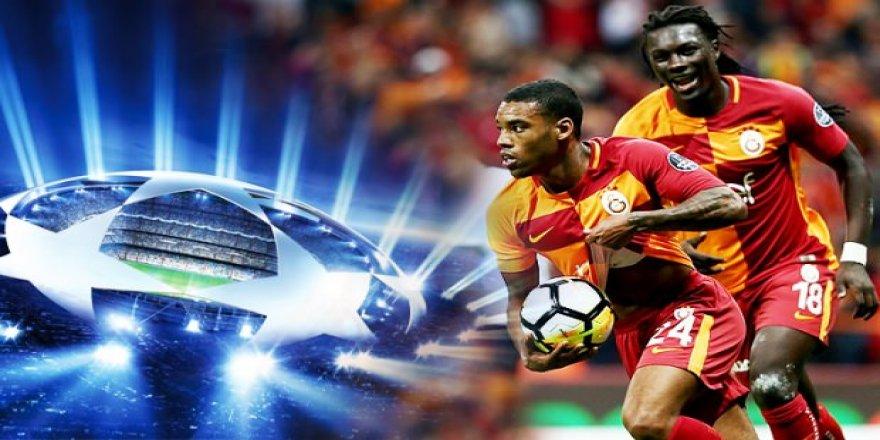 Galatasaray'ın Devler Ligi'ndeki muhtemel rakipleri!