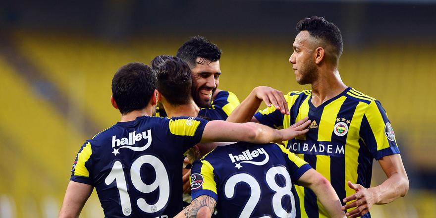 Fenerbahçe kupaya hasret kaldı