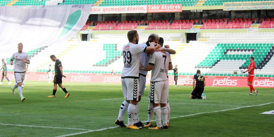 Bu sezon Konyaspor'a ders olsun!