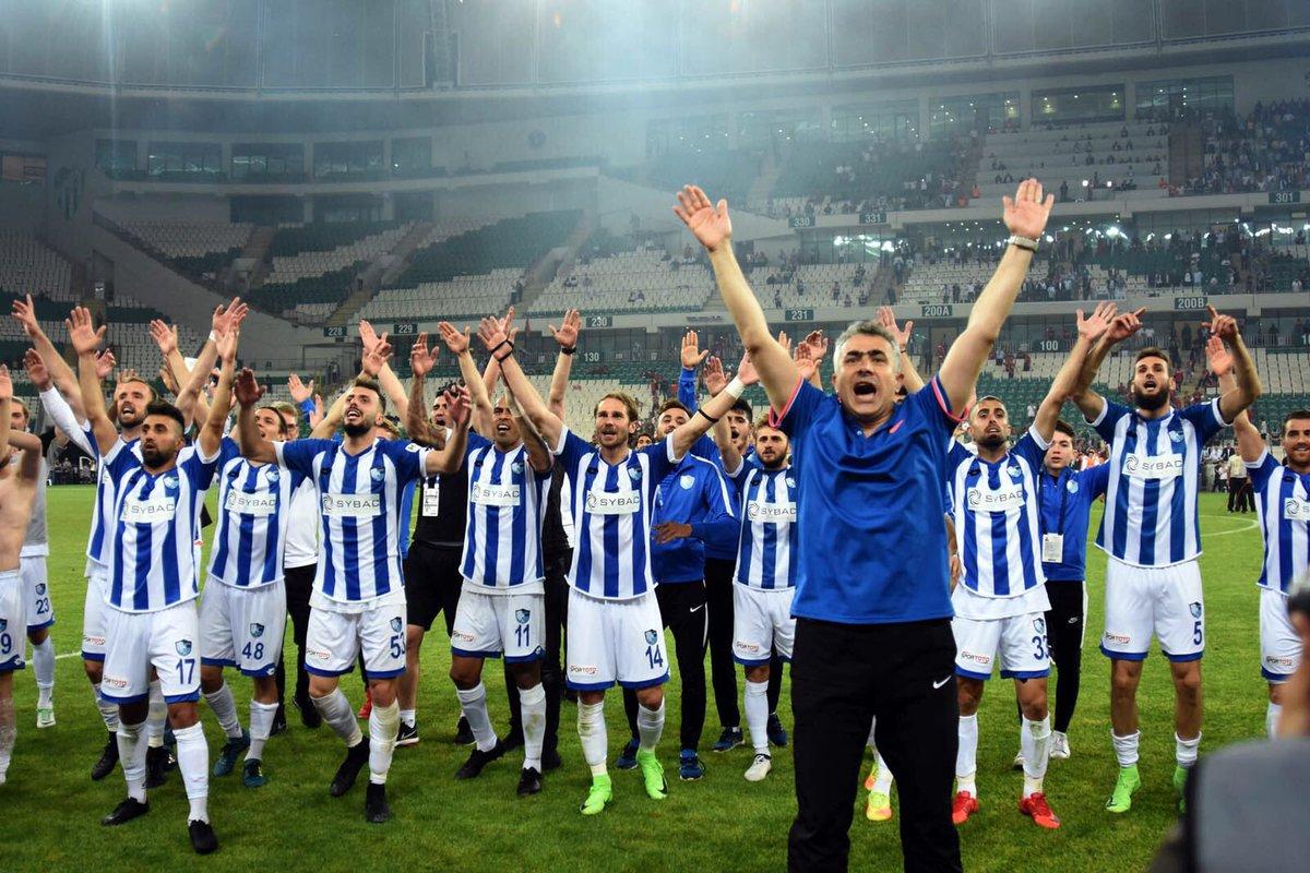 Erzurumspor, Mehmet Altıparmak ile devam edecek