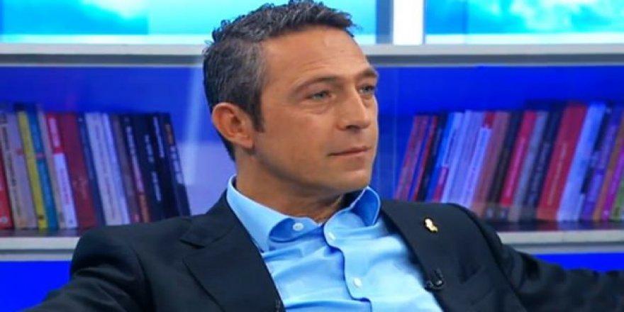 Ali Koç'tan Aziz Yıldırım'a tepki! 'Deli saçması'