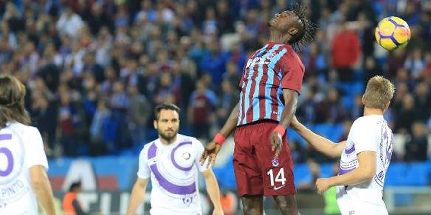 Trabzonspor'da transfer listesi kabarık