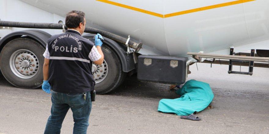Suriyeli iş adamının feci sonu!