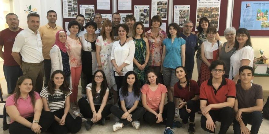 Yabancı öğretmenler Manisa'yı gezdi