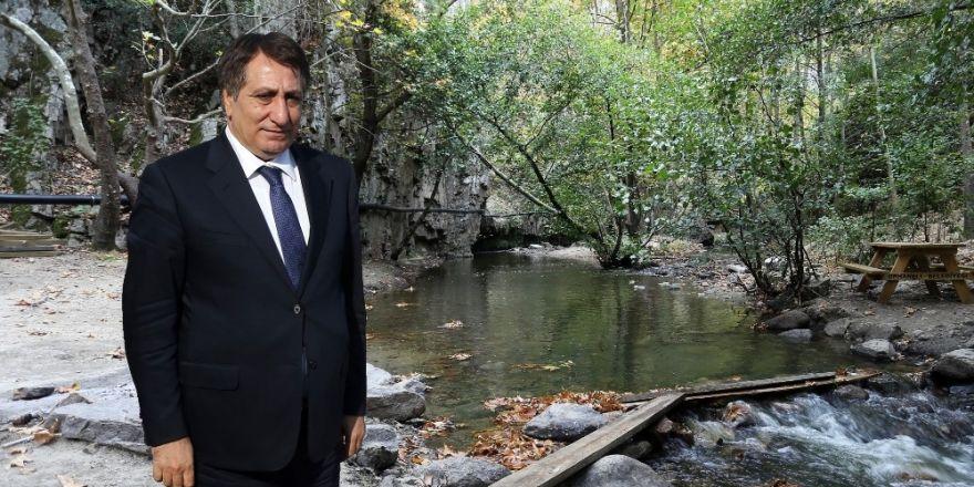 Bursa'nın dağ yöresi doğalgaz ile buluşuyor