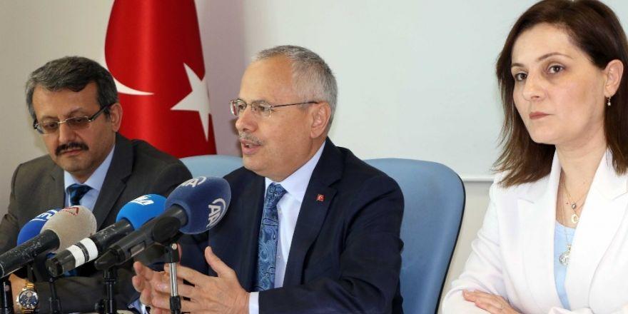 """Mehmet Ceylan, """"Cumhuriyet tarihinin en önemli imar barışı gerçekleştiriliyor"""""""