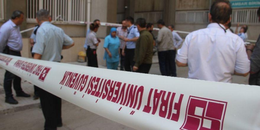 Elazığ'da 6. kattan atlayan kadın öldü