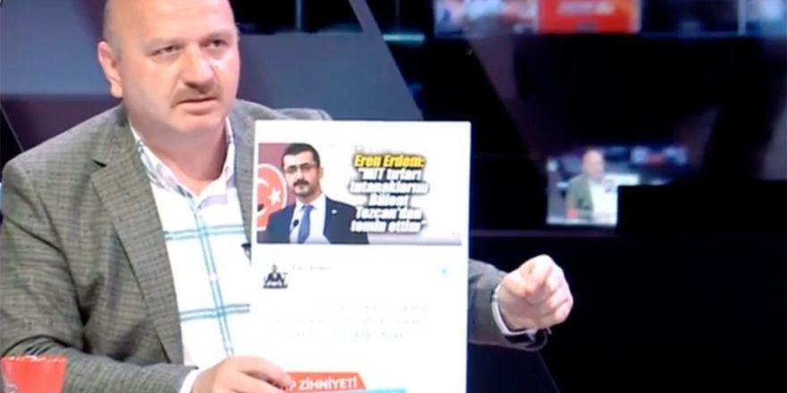 """Metin Gündoğdu: """"Eren Erdem'in danışmanının ses kaydı bende"""""""