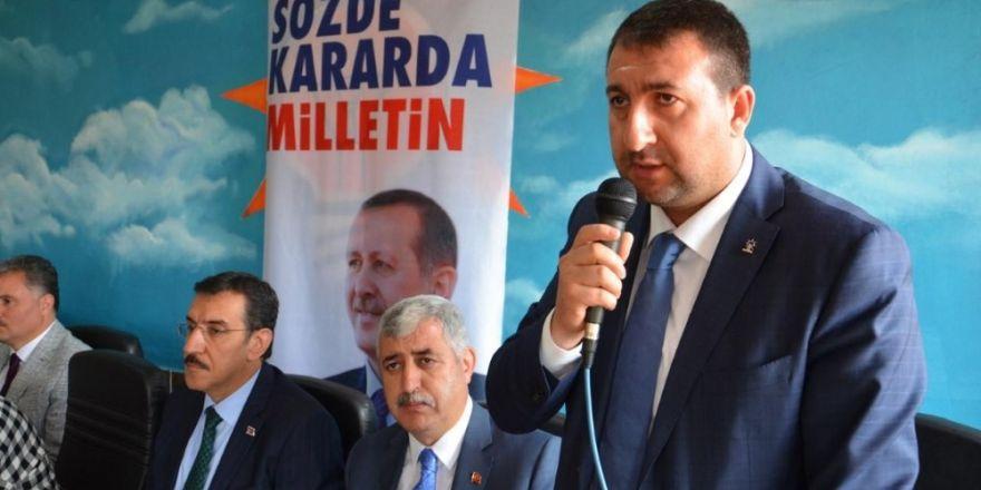 Milletvekili Selahattin Barış Palandöken: