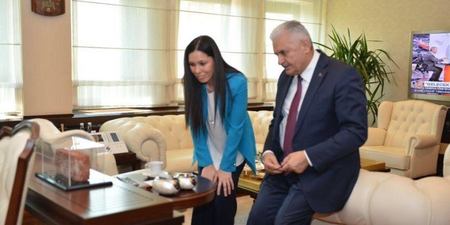 Karaaslan davet etti, Başbakan Samsun'a geliyor