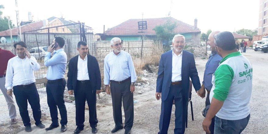Şaban Topal İnşaat ailesi iftarda buluştu