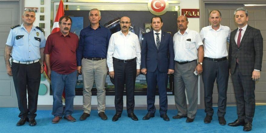 """Vali Demirtaş: """"UKOME kararlarını ihlal edenlere, ceza uygulanacak"""""""