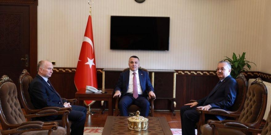 TRAKYAKA Haziran Ayı Yönetim Kurulu Toplantısı Kırklareli'nde yapıldı