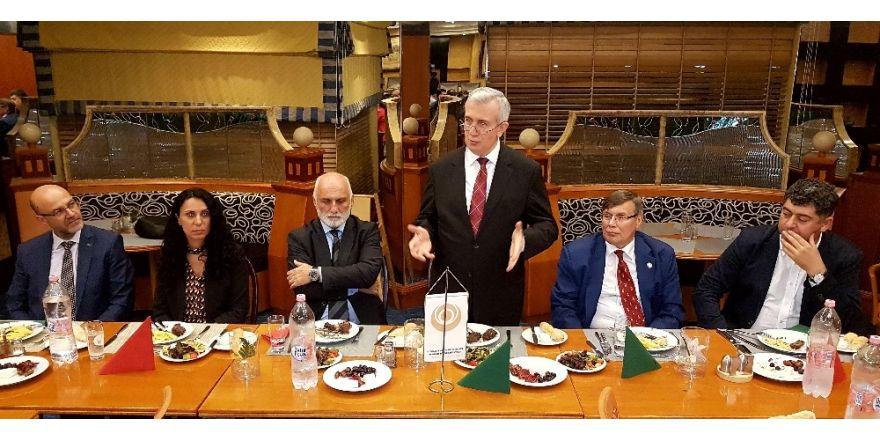 Macaristan'da Türkler iftar yemeğinde buluştu