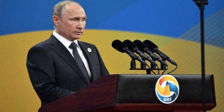 Putin Suriye kararını açıkladı