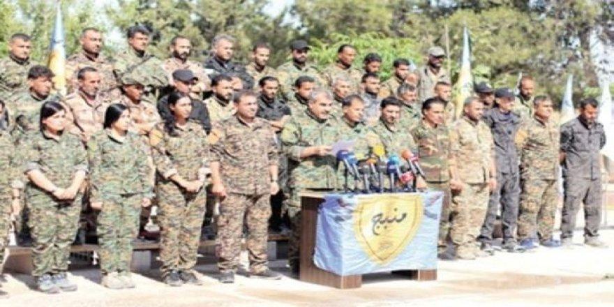 Sıkışan PKK 'Esed kartına' sarıldı!