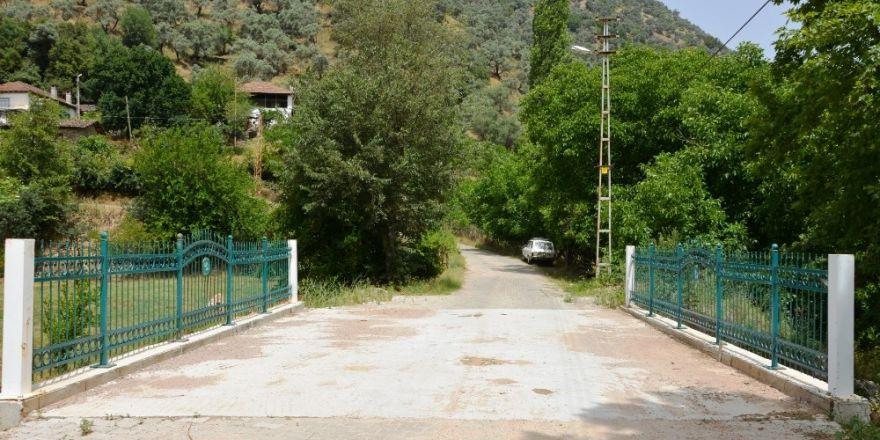 Köşk'te Köseler Köprüsü hizmete açıldı
