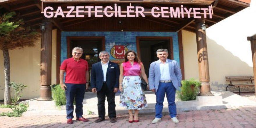 Gazetecileri 'Turizm' Eğitimi verilecek