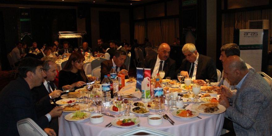 Aras Edaş'tan iftar yemeği