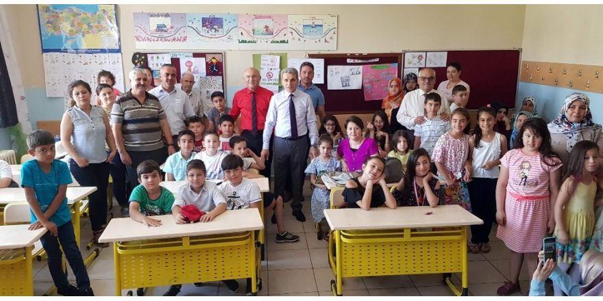 Nazilli'de 27 bin 772 öğrenci karne aldı