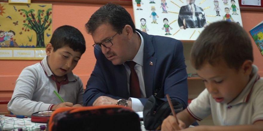 Bin Mutlu Çocuk Projesi tamamlandı