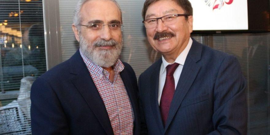 """Cumhurbaşkanı Başdanışmanı Topçu: """"Millet terörün ciğerini söken Kasımpaşalı Erdoğan'a oy verecektir"""""""