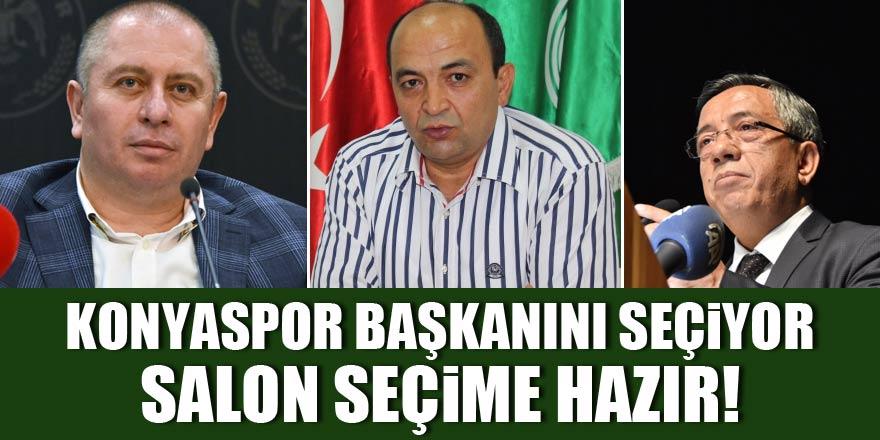 Konyaspor başkanını seçiyor