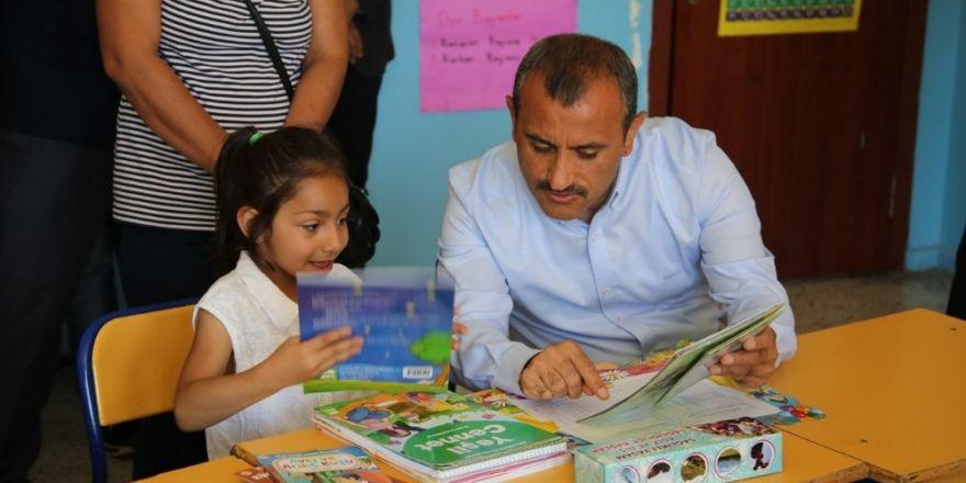 Tunceli'de 9 bin 765 öğrenci karne aldı