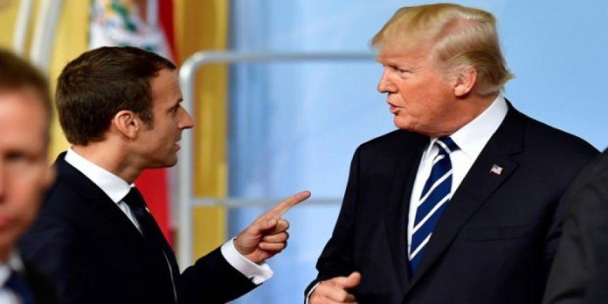 Bunu beklemiyordu! Fransa'dan ABD'ye büyük tehdit