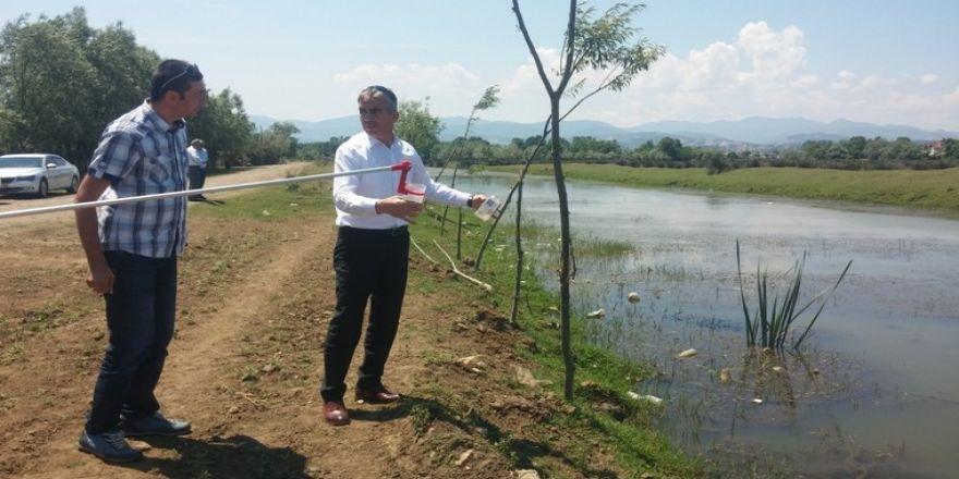 """Tarımsal sularda """"nitrat kirliliğine"""" sıkı takip"""
