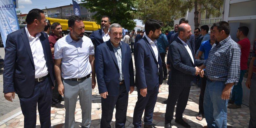 """Ahmet Pekyatırmacı: """"Başarımızı hemşehrilerimize borçluyuz"""""""