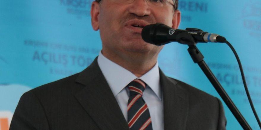 """Başbakan Yardımcısı Bozdağ: """"Gelecek sistem muhalefetin dilini düzeltti"""""""