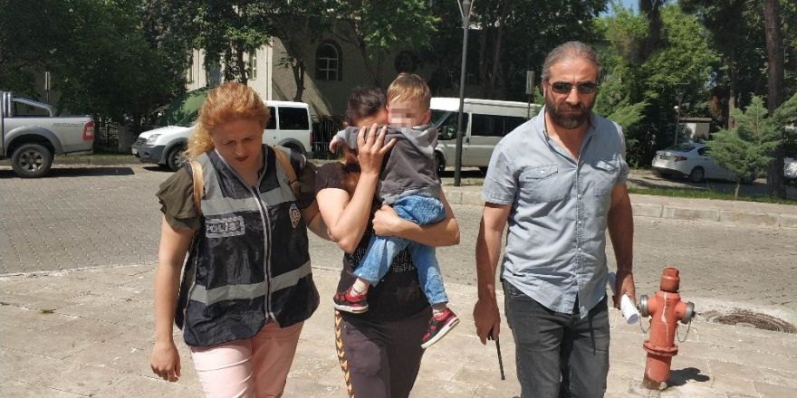 Samsun'da hakkında 19 yıl hapis cezası bulunan kadın yakalandı