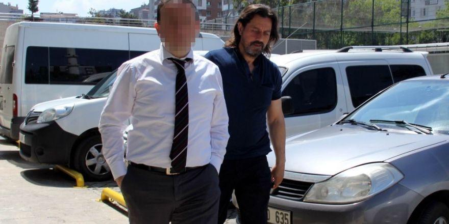 Samsun'da vergi müfettişi FETÖ'den gözaltına alındı