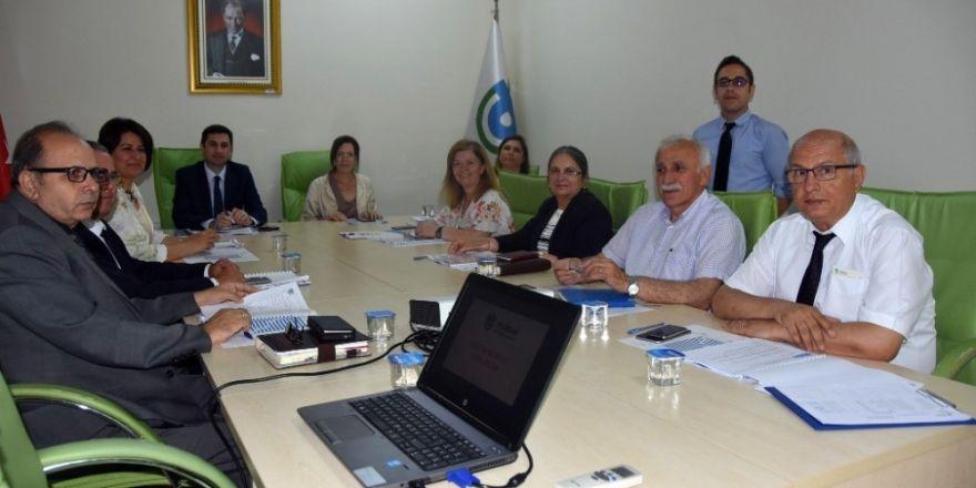 Tekirdağ Büyükşehir Belediyesi Eğitim Kurulu Toplantısı yapıldı