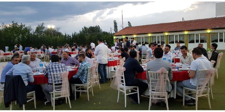 Genç MÜSİAD'ın geleneksel iftar programı
