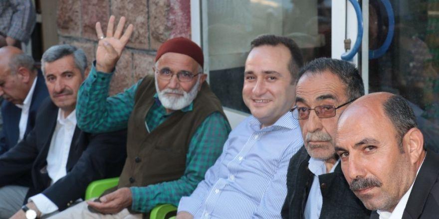 """AK Partili Ağar;""""Harika hizmetler yapacağımıza inanın"""""""