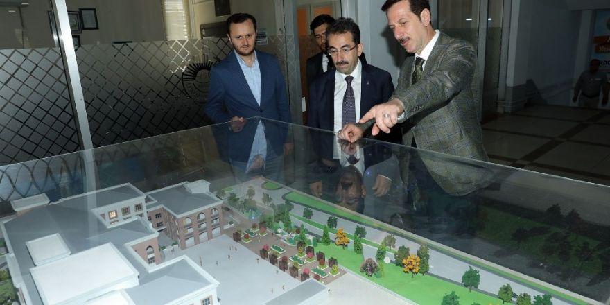 """AK Parti'li Keleş: """"İlkadım'da çalışkanlığın karşılığını seçimlerde alacağız"""""""