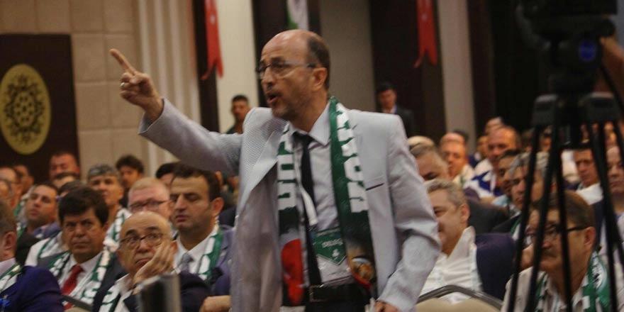 Konyaspor Genel Kurulunda nabız yüksekti