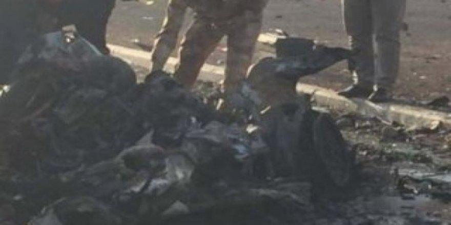 Bombalı saldırı: 1 ölü 7 yaralı