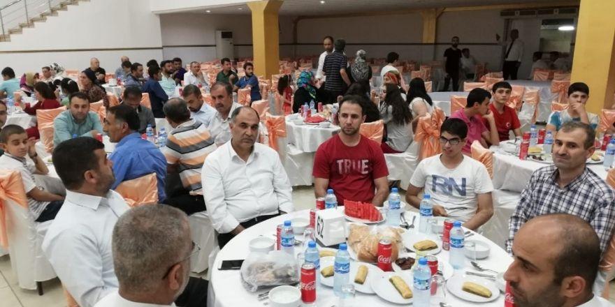 Engelliler iftar sofrasında buluştu