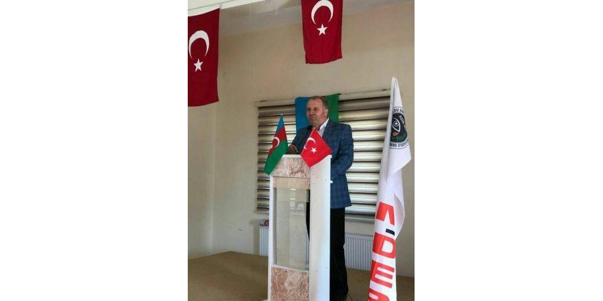 """Asimder Başkanı Gülbey: """"Ermenistan İran'ı tehtid ediyor"""""""