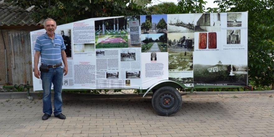 Biga-1915 karavanı ile yollara çıktı