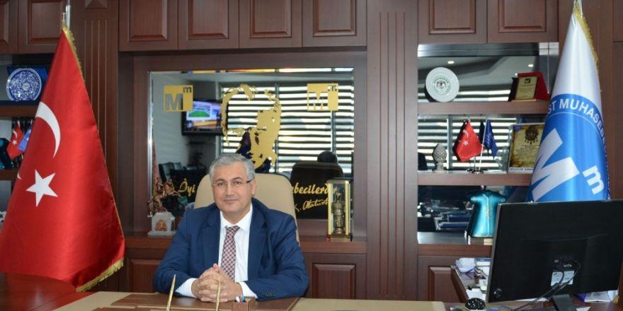Konya SMMMO Başkanı Özselek'ten Kadir Gecesi mesajı