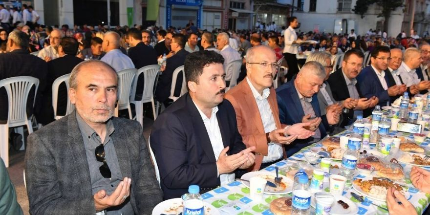 Dursunbey'de Ramazan bereketi