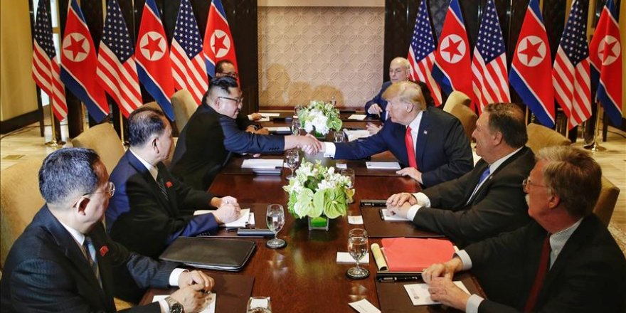 Trump, Kim sign 'comprehensive' denuclearization deal