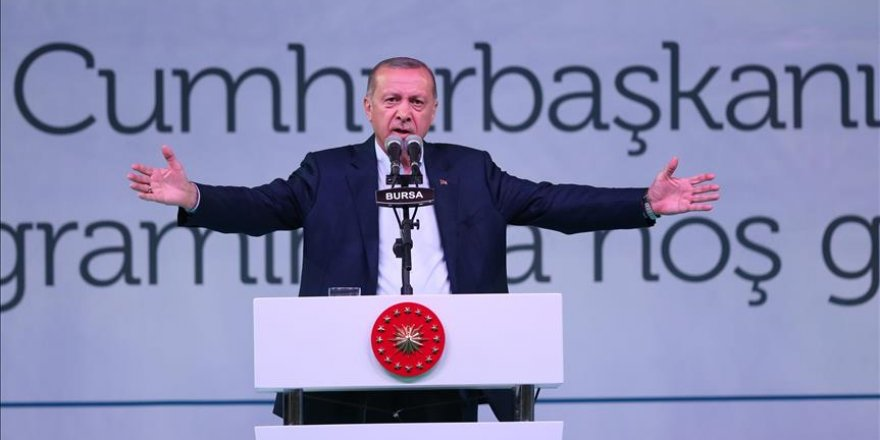 """Erdogan: """"Notre voiture nationale sera produite en série dès 2021"""""""