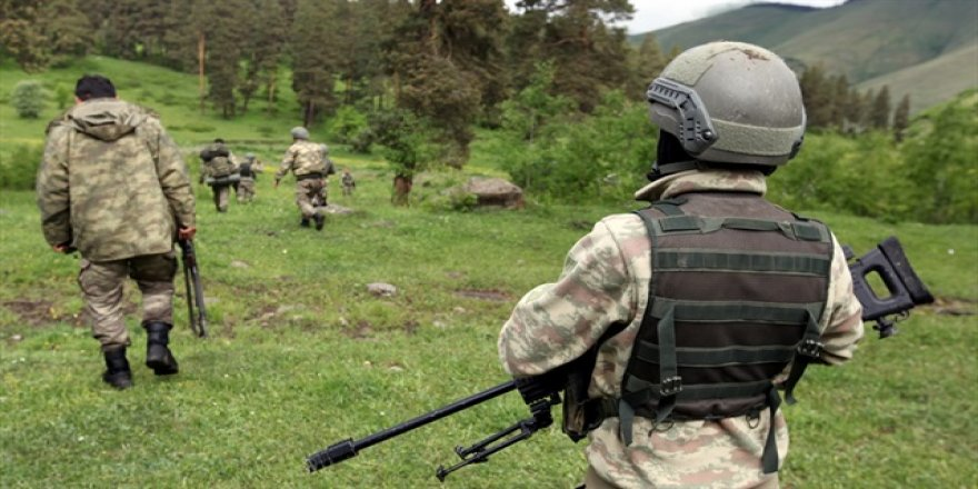 Tunceli'de etkisiz hale getirilen iki terörist gri listede